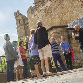 Lincoln Tours, Walks and Trails